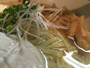 金時 塩らぁ麺アップ2