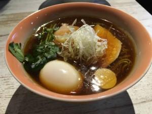 名古屋コーチン味玉醤油