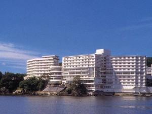 ホテル観洋外観