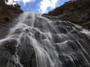安の滝上段1